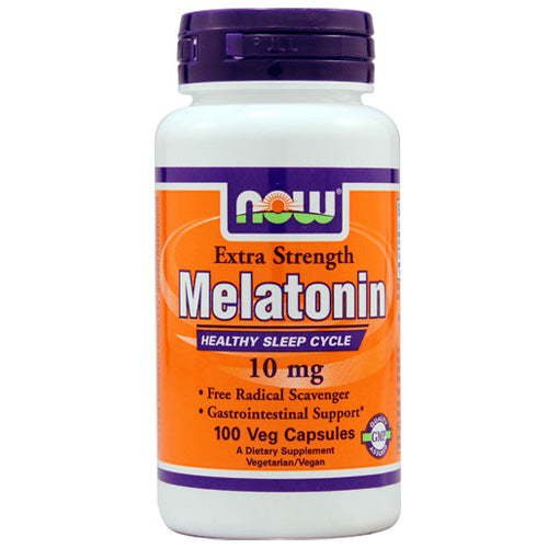 Now Foods Melatonin 10mg 100 VCaps