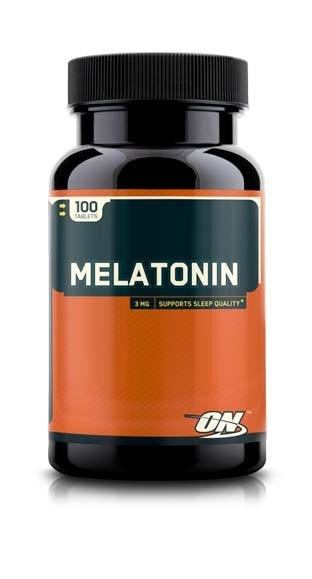 Optimum Nutrition Melatonin 3mg 100 Tabs