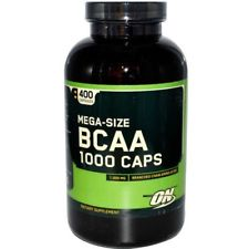 Optimum Nutrition BCAA 1000 Caps 400ct