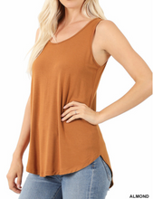 Basic Babe Tank (2 Colors)(S-3X)