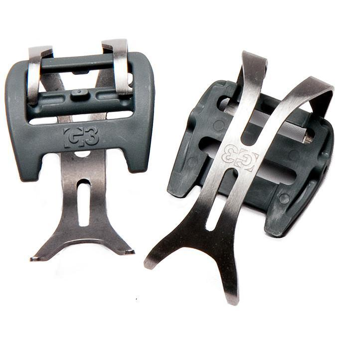 Skin Tail Clips Pair