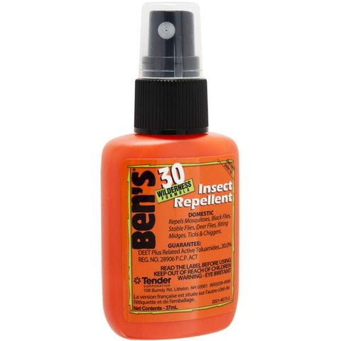 Ben'S 30% Deet Repellent 37ml