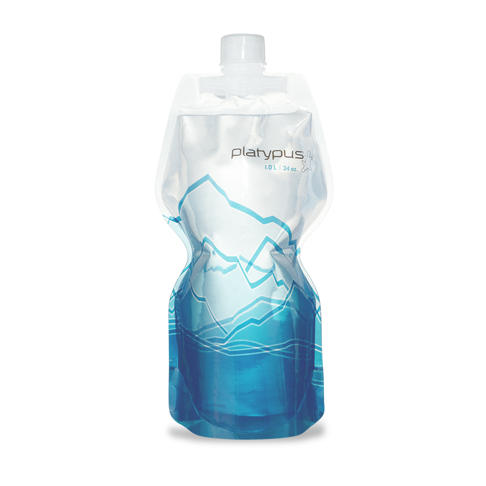 SoftBottle with Closure Cap