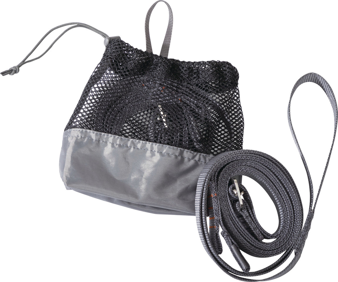 Slacker Hammock Hanging Kit Gray