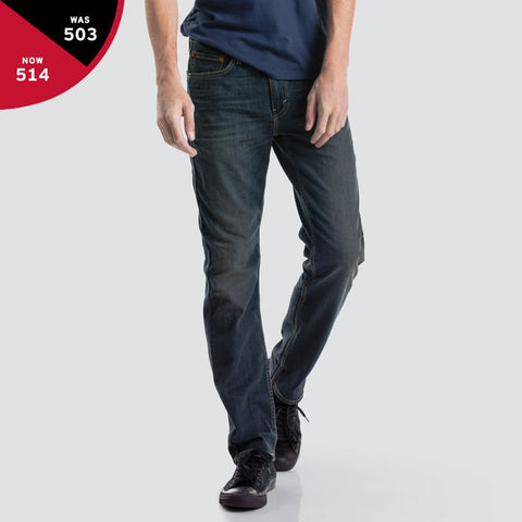 LEVIS 514™ STRAIGHT FIT JEANS