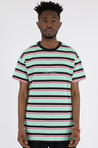 WNDRR Collective Stripe TEE