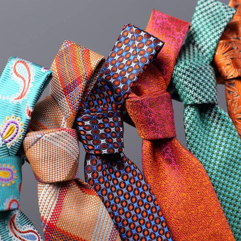 Spectrum Silk Ties