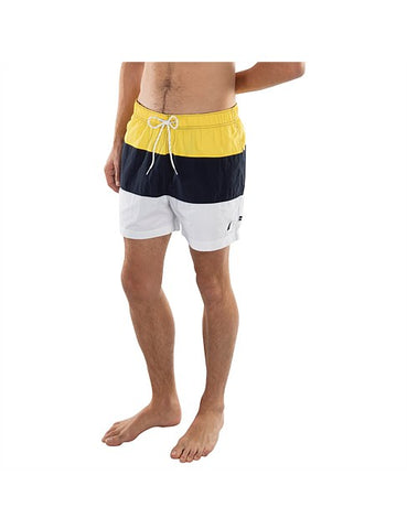 Nautica 16'' TRICOLOUR Swim Short