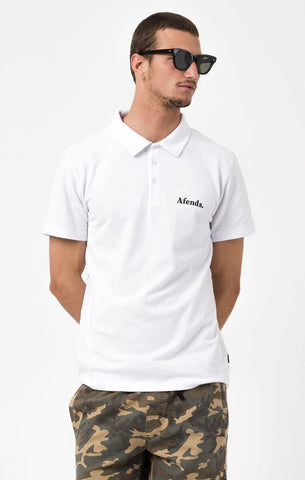 Afends Polo Shirt
