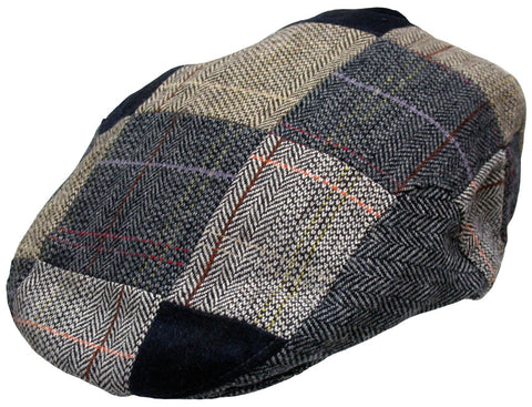 Scala Tweed Ivy Cap