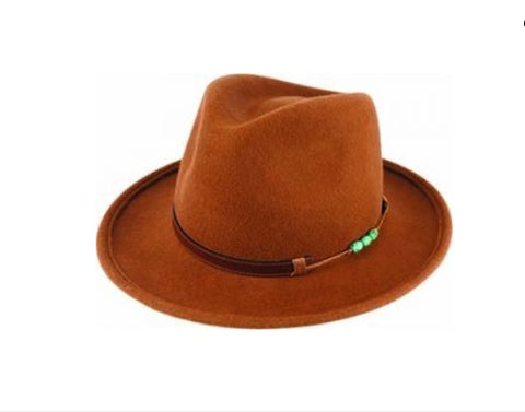 Dot & Co 21727 Foley Wool Fedora