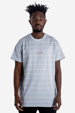 WNDRR Limitless Stripe Custom Fit Tee