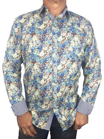 Jimmy Stuart Kew Long Sleeve Shirt
