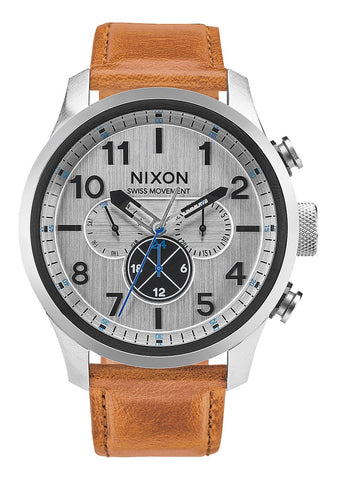 NIXON SAFARI Dual Time Watch