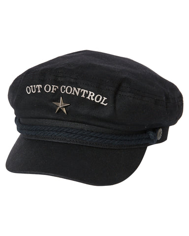 Brixton Out of Control X The Clash Fiddler Cap