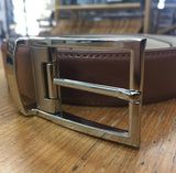 BUCKLE M2087 35mm Leather Belt