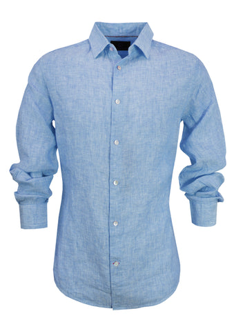 Cutler & Co Blake CR20776 Linen L/S Shirt
