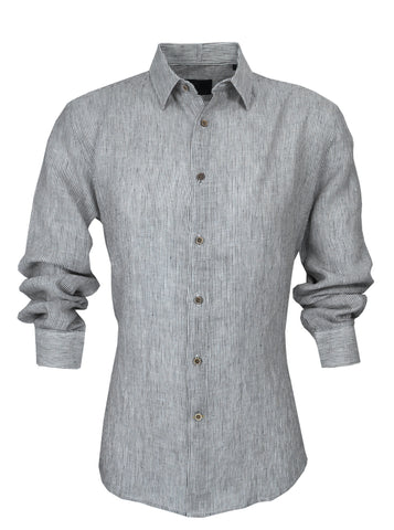 Cutler & Co Blake CS1025 Linen L/S Shirt