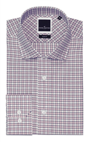 Daniel Hechter Jacques Check L/S Business Shirt