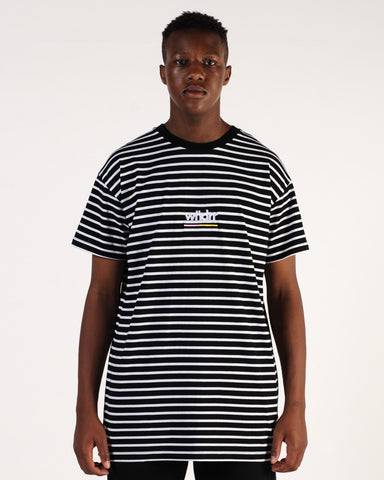 WNDRR Complex Stripe CUSTOM FIT TEE