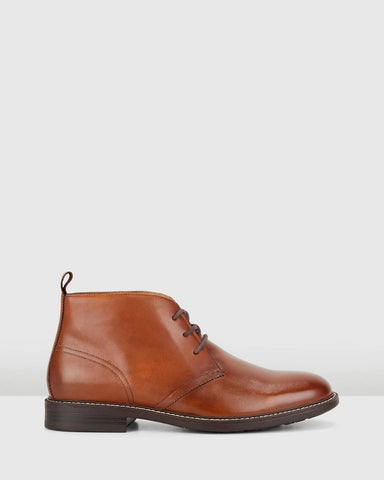 Hush Puppies Harbour Lace-Up Boot