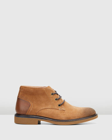 Hush Puppies Michigan Suede Boot