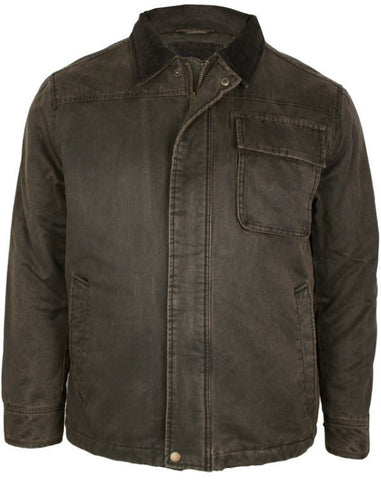 Heritage Outback Oil Skin Jacket