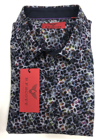 R.F.Scott Fields SS23762 S/S Shirt