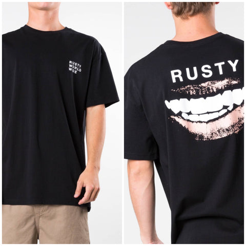 RUSTY KNUCKS SS TEE