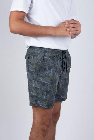 INDUSTRIE Biscayne Bahama Anger Short