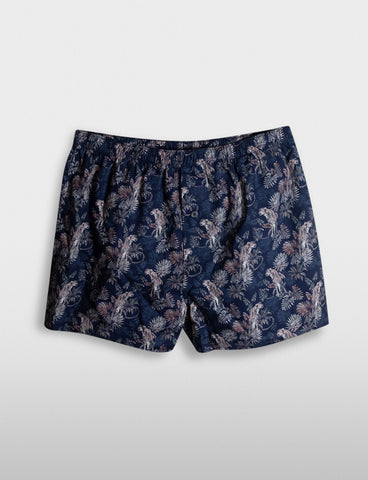 James Harper Jungle Leopard Boxer Short