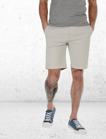 James Harper Stretch Chino Short