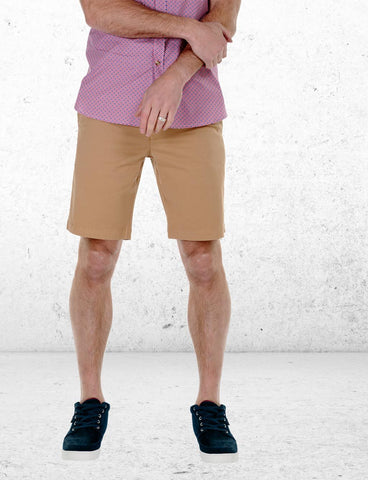 James Harper Stretch Chino Shorts