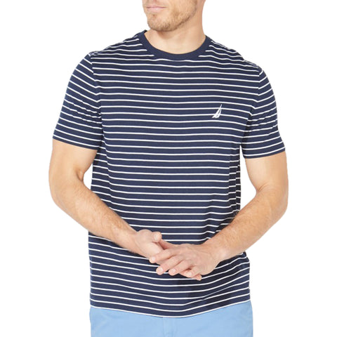 Nautica STRIPED JERSEY Tee