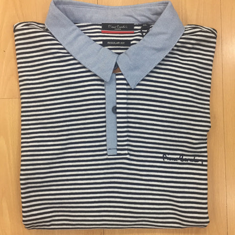 Pierre Cardin Stripe Polo