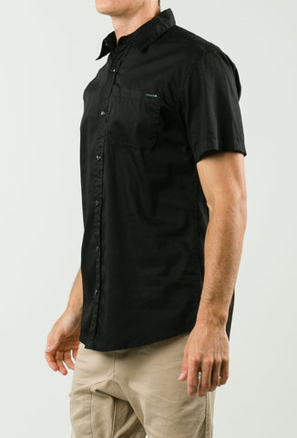 Rusty Sunar Short Sleeve Shirt