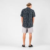 Rusty SHARK ALLEY SHORT SLEEVE SHIRT