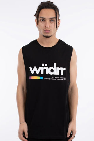 WNDRR VHS Muscle Top