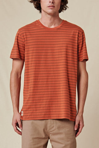 GLOBE Horizon Striped Tee