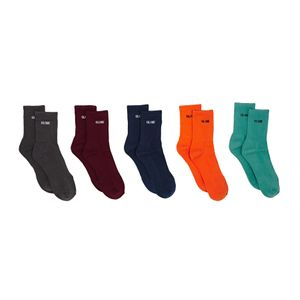 GLOBE Kensington Crew Sock 5 Pack