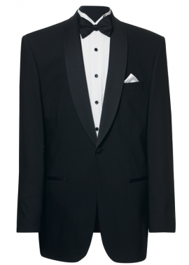FERRARI / SPURLING ANTON BLACK WOOL BLEND SUIT – HIRE