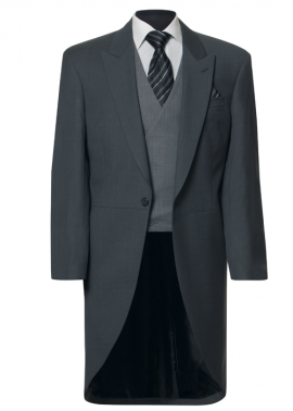 FERRARI / SPURLING CAMBRIDGE MORNING SUIT –  HIRE