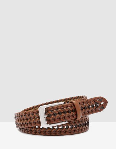 BUCKLE Flinders Weave Belt