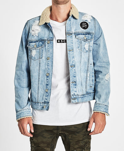 Kiss Chacey Order Denim Jacket