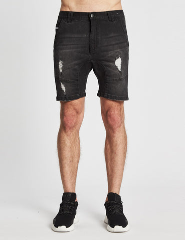 NENA & PASADENA Flight Denim Short