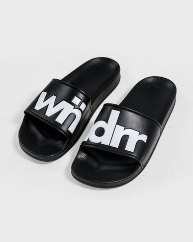 Wndrr Accent Slides - Black