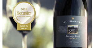 Australian Winery of the Decade. The 2020's belong to Clare Valley