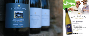Tony Love, The Advertiser Review - Pinot Gris - Star of Summer