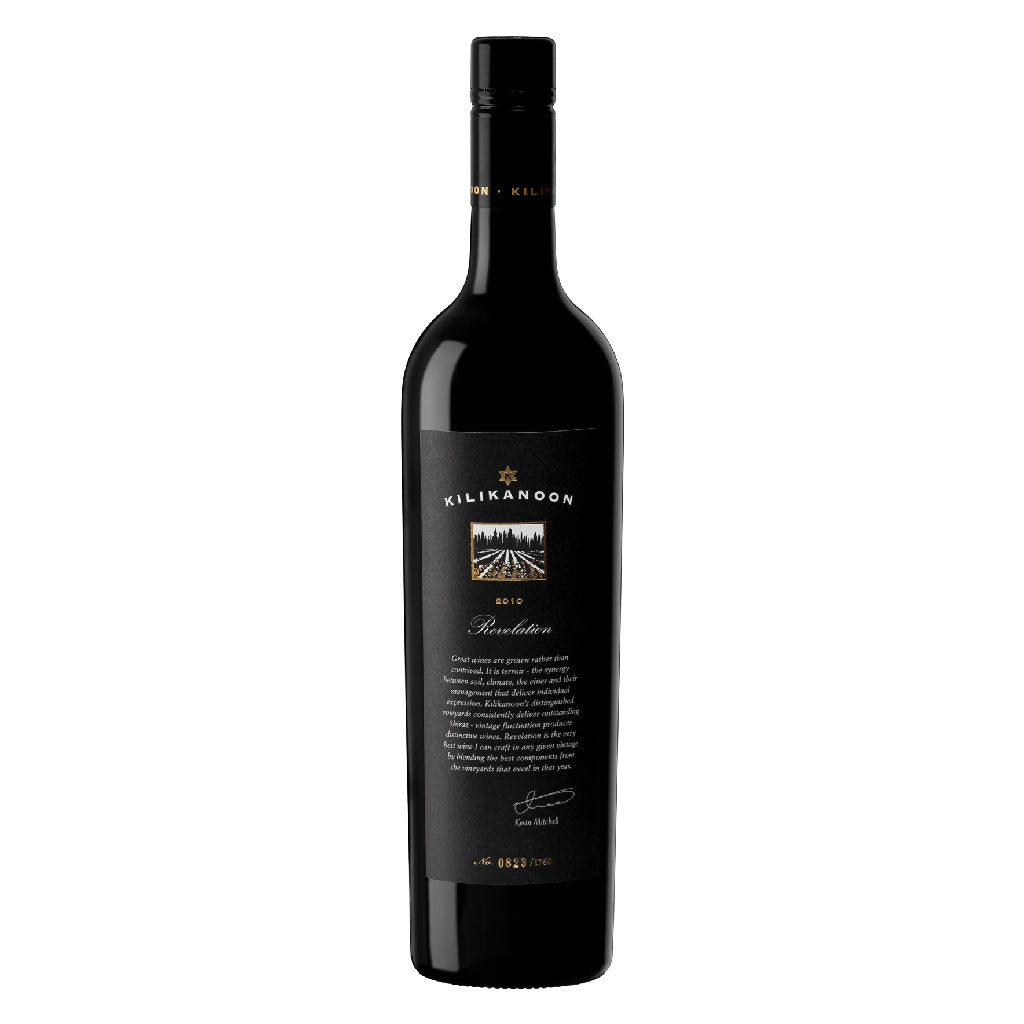 2010 Revelation Shiraz