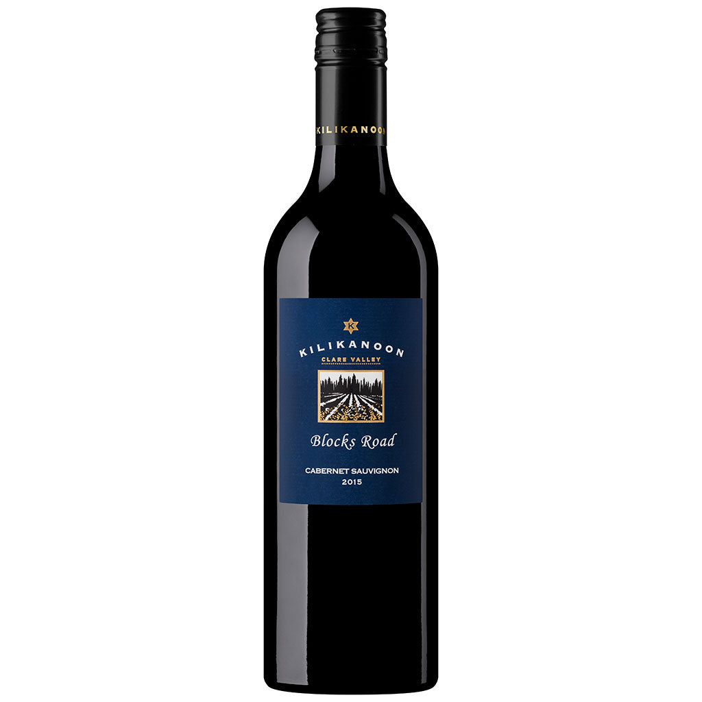 2015 Blocks Road Cabernet Sauvignon - Back Vintage